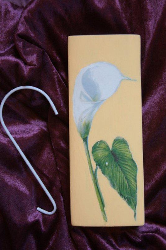 wunderschön eleganter Heizungsluftbefeuchter Calla