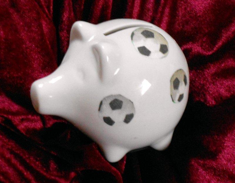 great ceramic football