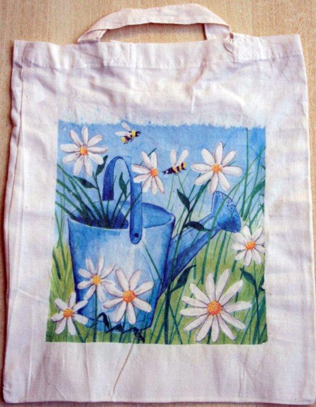 beautiful cotton bag