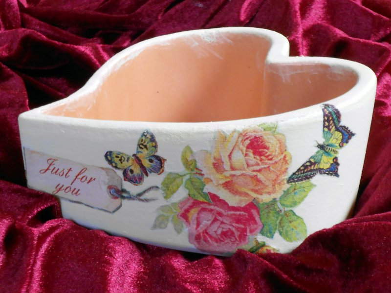 nice bowl romantica
