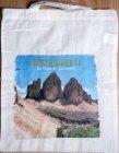 Baumwolltasche Dolomiten - 3 Zinnen