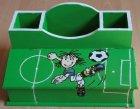 Utensilo - / Stiftebox kleiner Fussball Junge