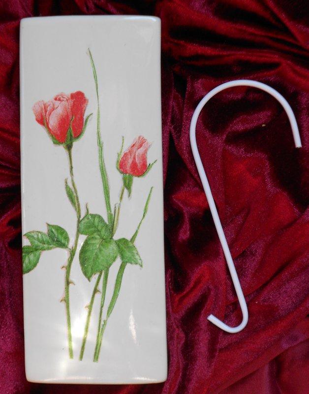 zarter Heizungsluftbefeuchter Rosen
