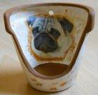 wonderful tealight holder beautiful dog