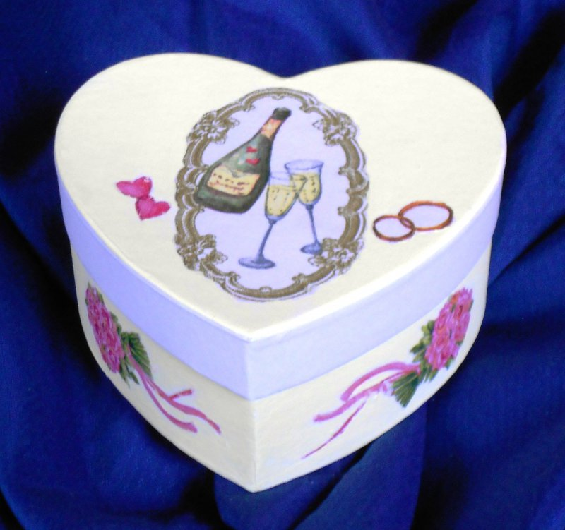 nice wedding ring box wedding accessoires