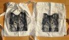 cool cotton rucksack wolfe