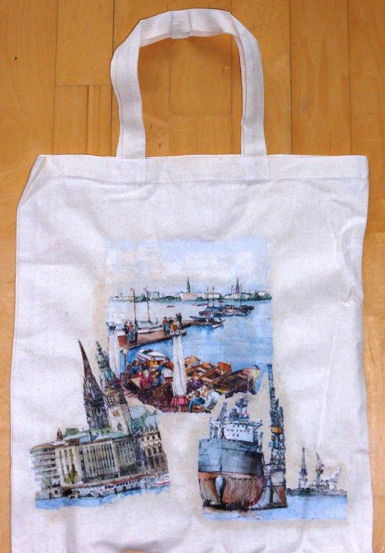 nice shopping bag Hamburg