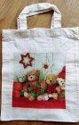 zauberhafte Weihnachtstasche weihnachtliche Bären