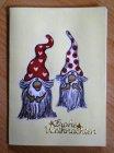 Weihnachtskarten - Gutscheine